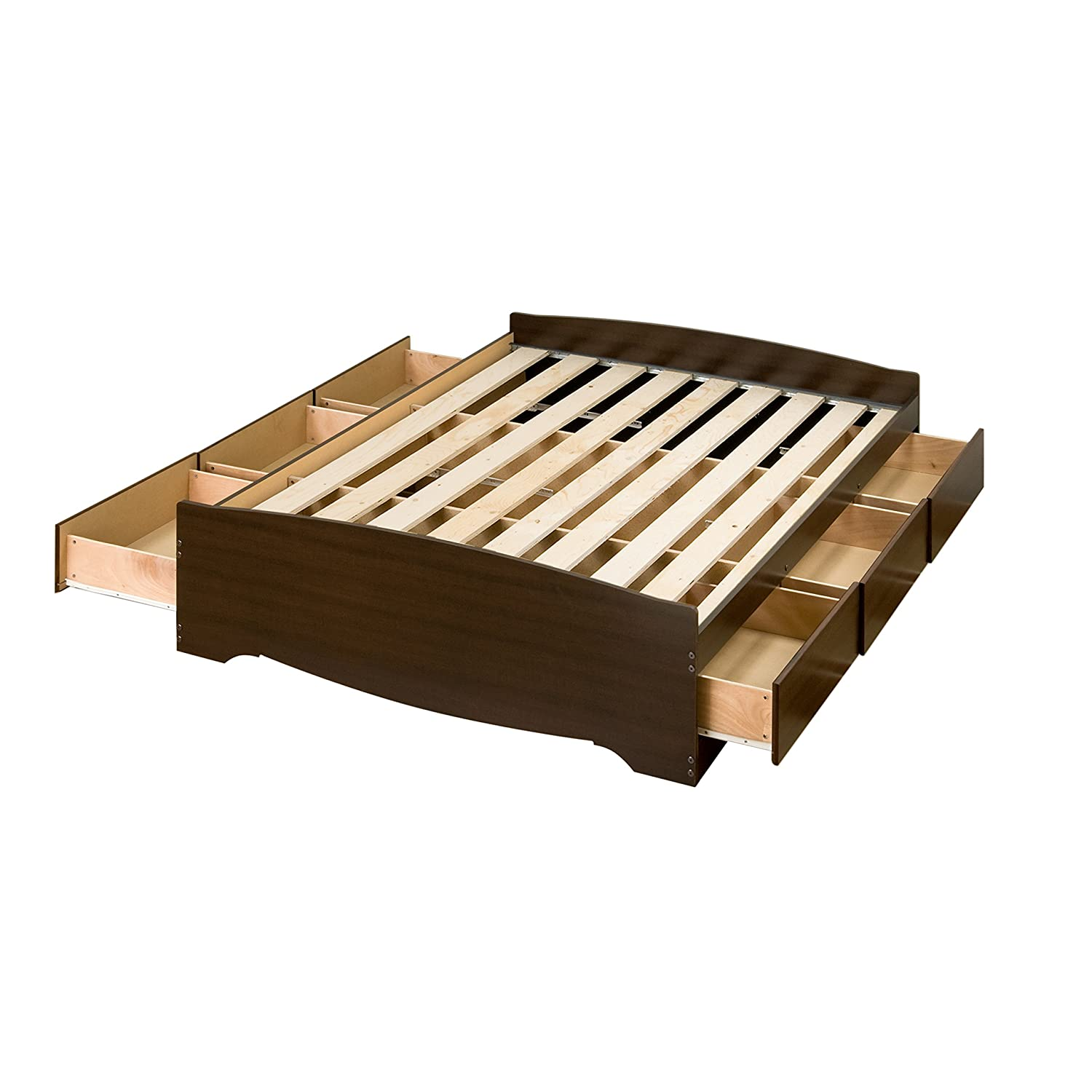 100 mdf bed frame the difference between slat support and p
