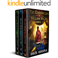 The Chronicles of William Wilde, Books 1-3: A Young Adult Epic Fantasy Adventure