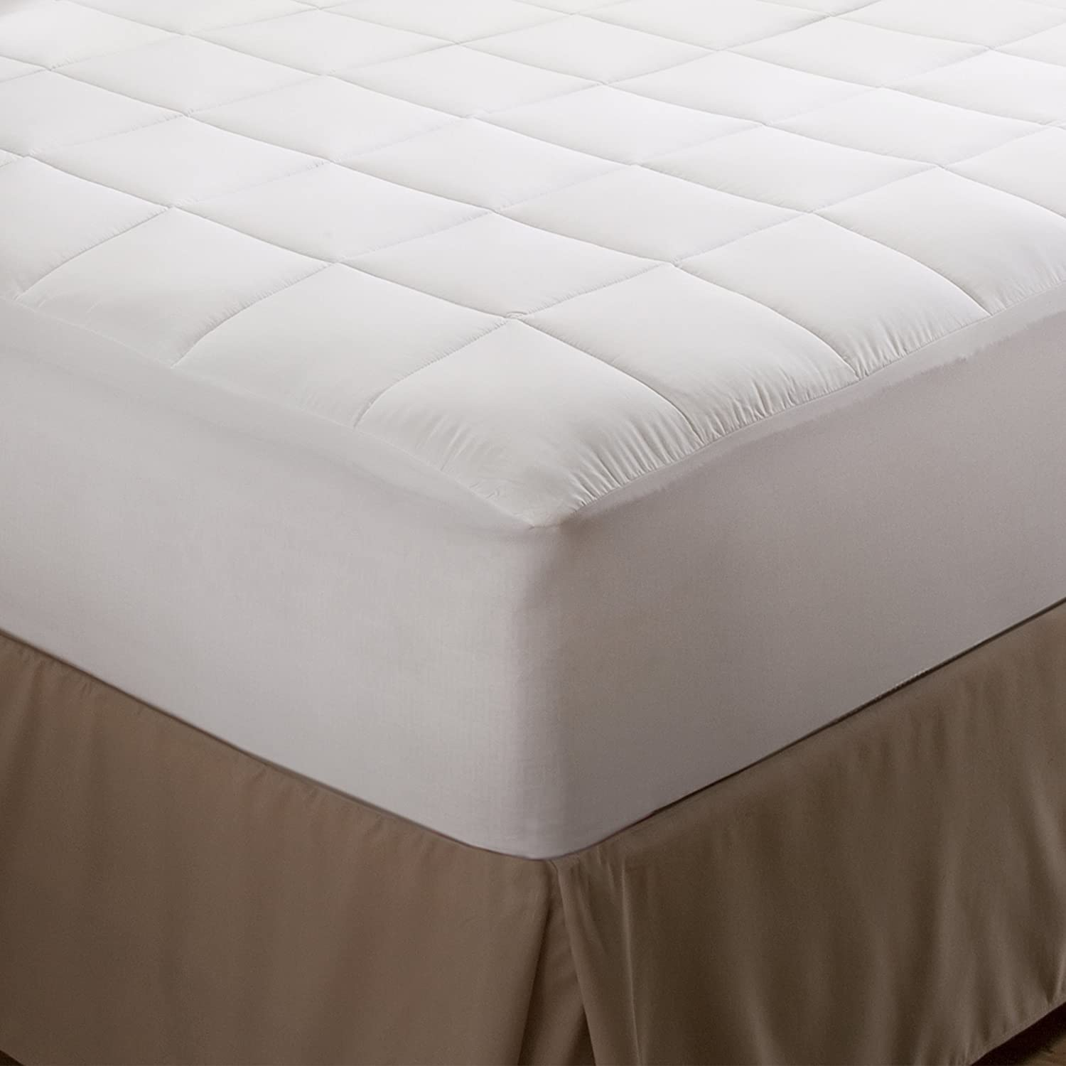 amazon com thermalsense temperature balancing mattress pad home