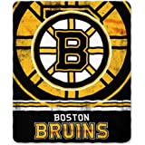 NHL Fade Away Printed Fleece Throw, 50-inch by 60-inch