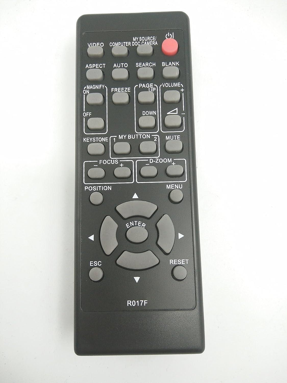 EWO de Mando a Distancia Universal r017 F para Hitachi proyector ...