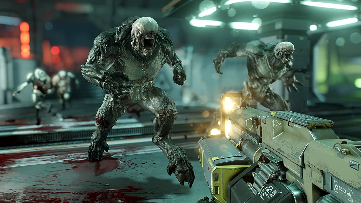Game Doom 4: requirements (system)