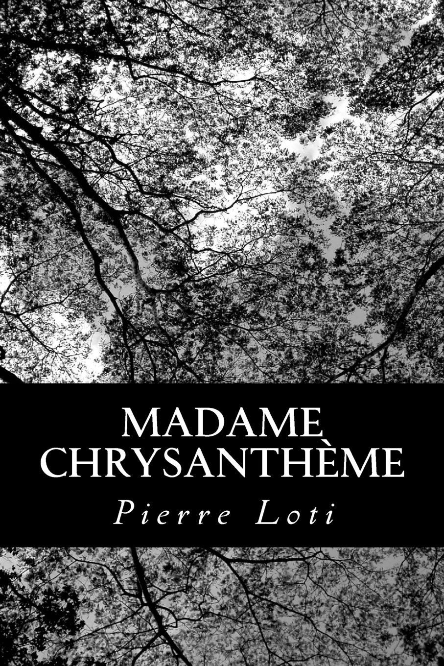 Madame Chrysanthème (French Edition) pdf