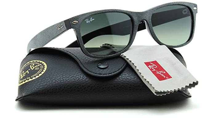 9b0309f8ca9 Image Unavailable. Image not available for. Colour  Ray-Ban RB2132 WAYFARER  with ALCANTARA ...