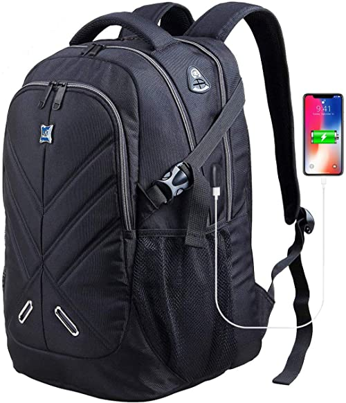 OUTJOY 17 Inch Laptop Backpack