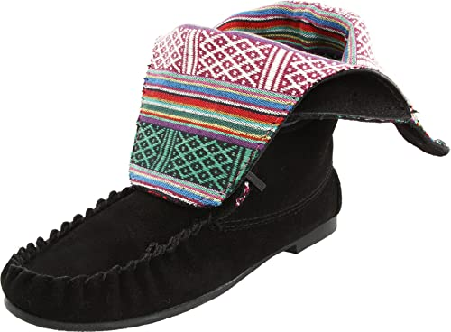 cheap sale casual shoes high quality Amazon.com | Steve Madden Women's Tblanket Moccasin Ankle Boot ...