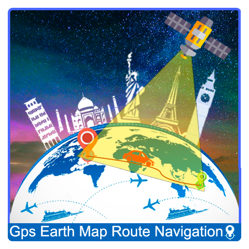 GPS Earth Map : Route Navigation:Amazon:Mobile Apps