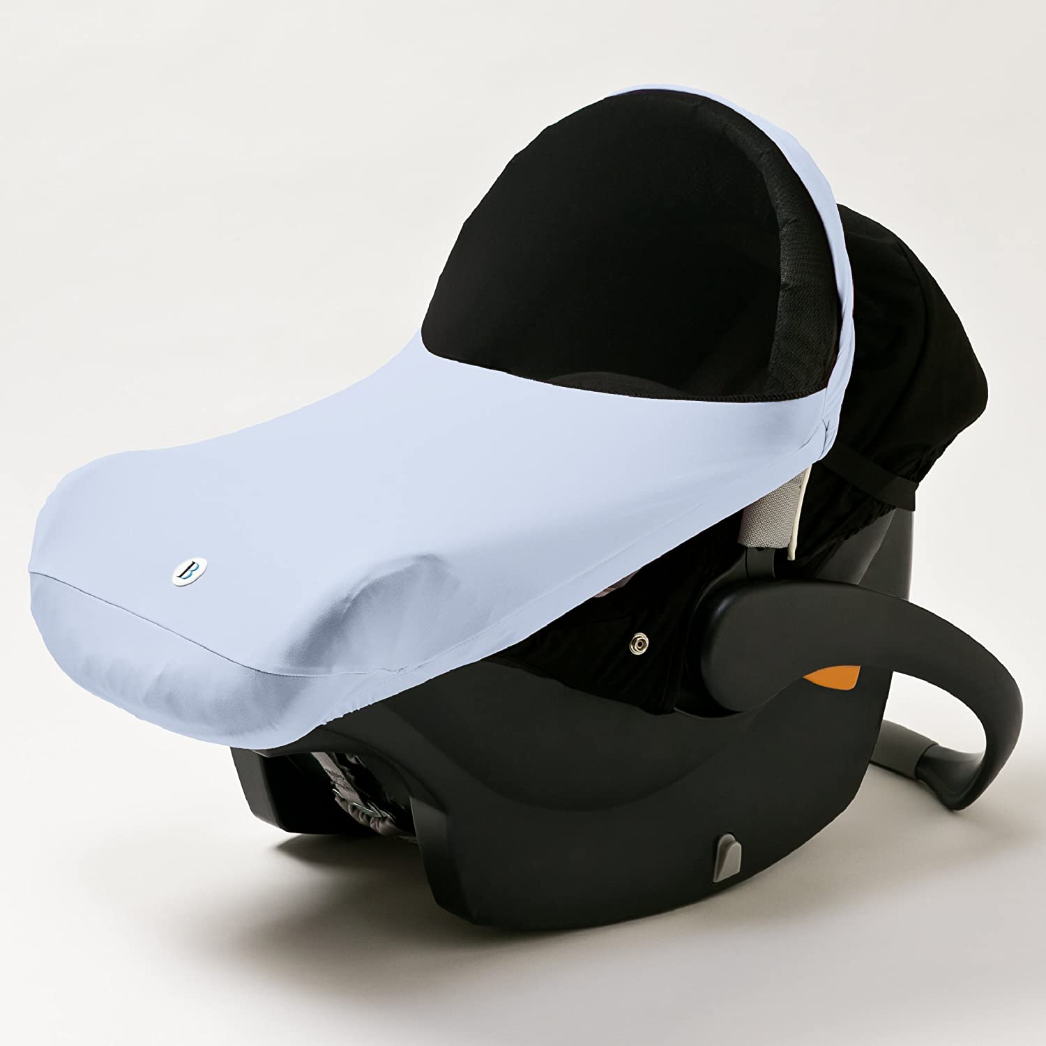 Amazon.com  Imagine Baby Car Seat Canopy Shade - Blue  Child Safety Car Seats  Baby : car canopy baby - memphite.com