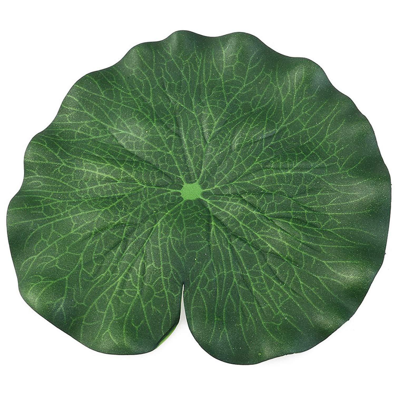 justdolife人工水植物フェイク葉フローティング泡蓮の葉人工Foliage池Decor 4 4 sizes 5847WV09SIHL1309B60SX583H sizes B07D54Z271 B07D54Z271 M, ツクバグン:f56bb96a --- ijpba.info