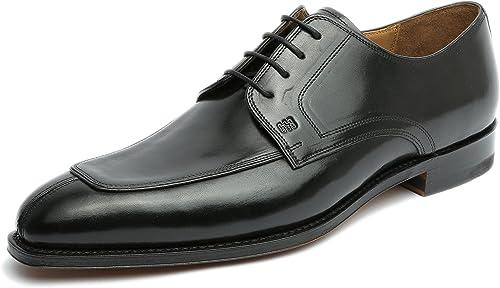 Gordon /& Bros MILAN Herrenschuhe  rahmengenähte Schuhe schwarz NEU