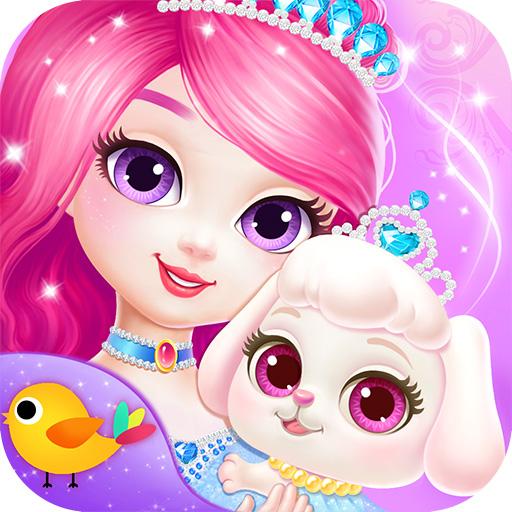 Princess Pet Palace: Royal Puppy -