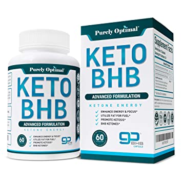ad1a9818d14 Premium Keto Diet Pills - Utilize Fat for Energy with Ketosis - Boost  Energy & Focus
