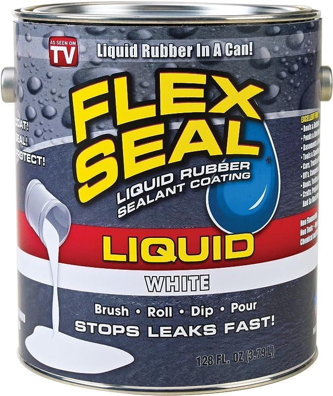 Flex Seal Liquid Rubber Roof Coating