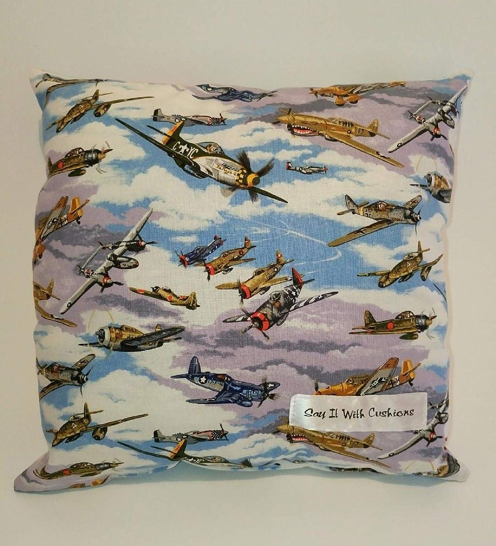 War planes themed Fidget Cushion Sensory activities for seniors