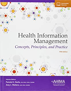 Health information management of a strategic resource health information management concepts principles and practice fandeluxe Gallery