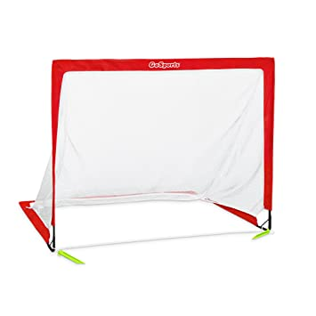 2ef46012c GoSports Premier Portable Pop Up Soccer Goals for Backyard - Kids & Adults  - Available in