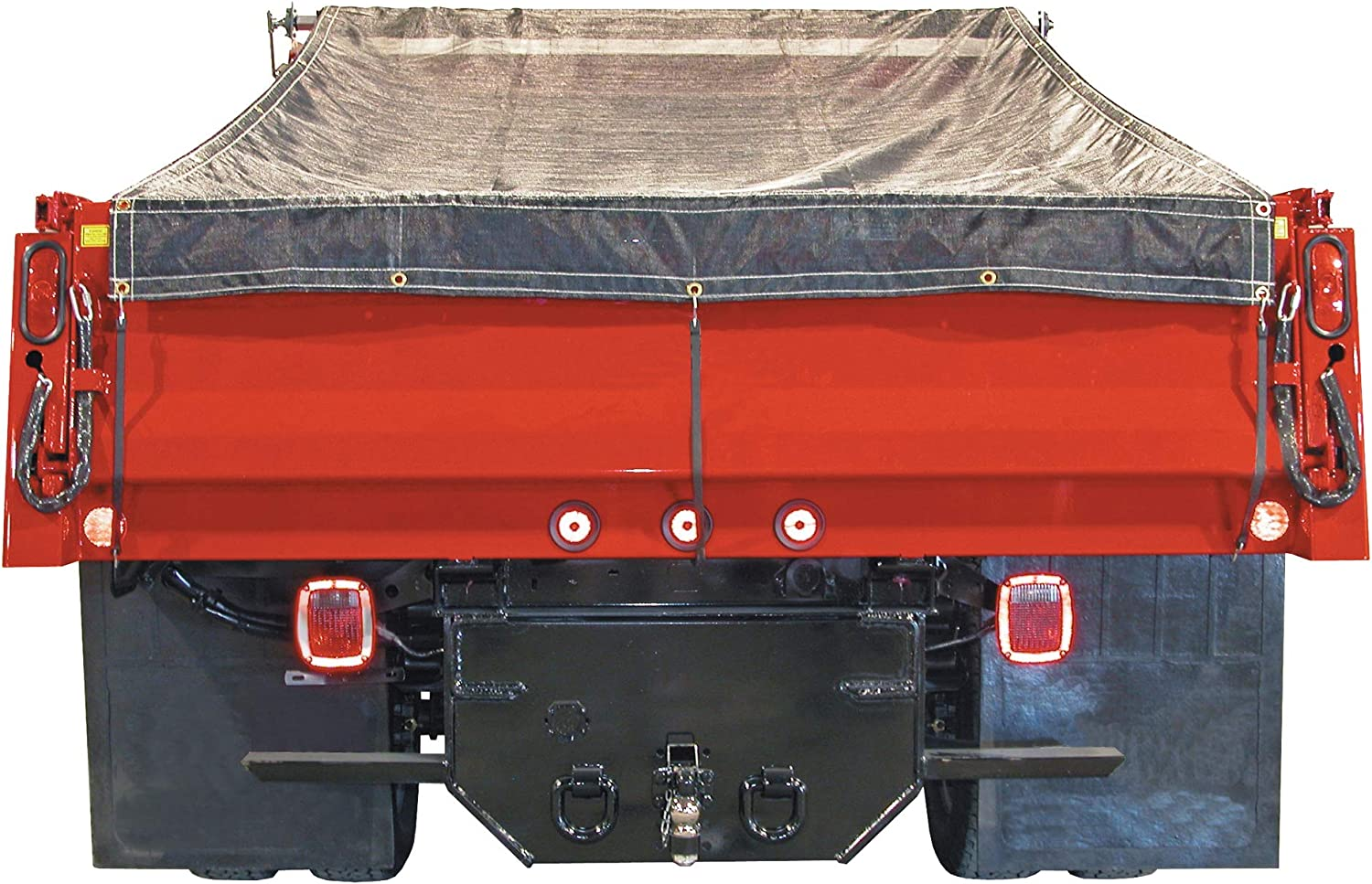 BUYERS PRODUCTS Rear Anti-sail Tarp Retention Bow Set DTB102
