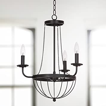 Amazoncom Safavieh Lighting Collection Jacques Adjustable - Black kitchen lighting collections