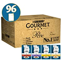 Gourmet Perle Chef's Country Collection in Gravy, 96 x 85 g