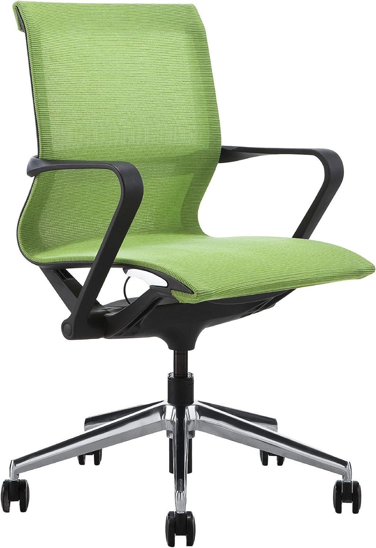 Empire Mesh Management Chair (Green)