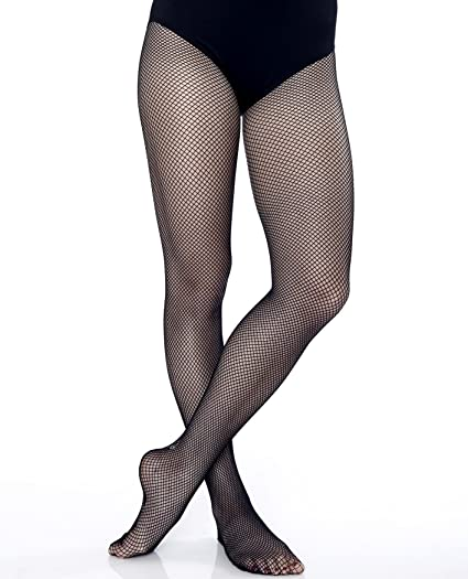 f1e2410a8e6 Amazon.com  Danskin Women s Fishnet Tight