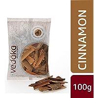 Amazon Brand - Vedaka Cinnamon (Dalchini), 100g