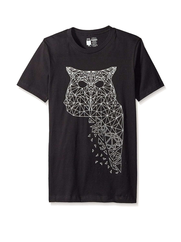 Arka - Mens Geo Owl T-Shirt