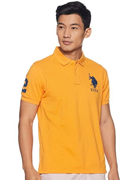 moderate price big discount of 2019 100% genuine US Polo Assn. Men's Polo