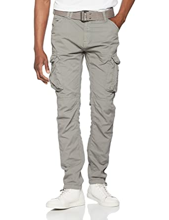 64fb8f19358db3 Schott (Brand National)))), Pantalon Homme: Amazon.fr: Vêtements et ...