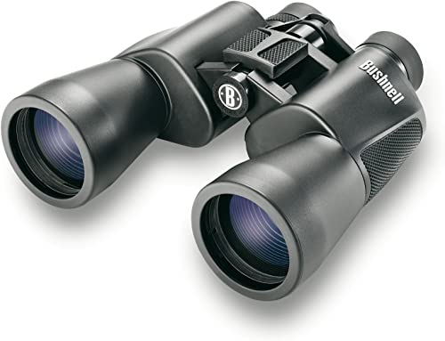 Bushnell Powerview Wide Angle Binocular, Porro Prism Glass BK-7