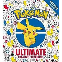 The Official PokÚmon Ultimate Creative Colouring: PokÚmon
