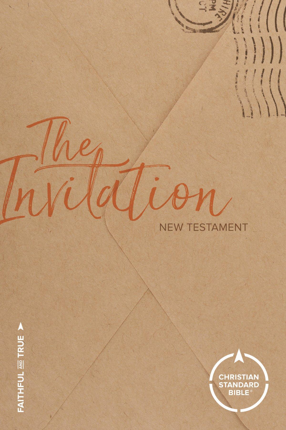CSB The Invitation New Testament pdf epub