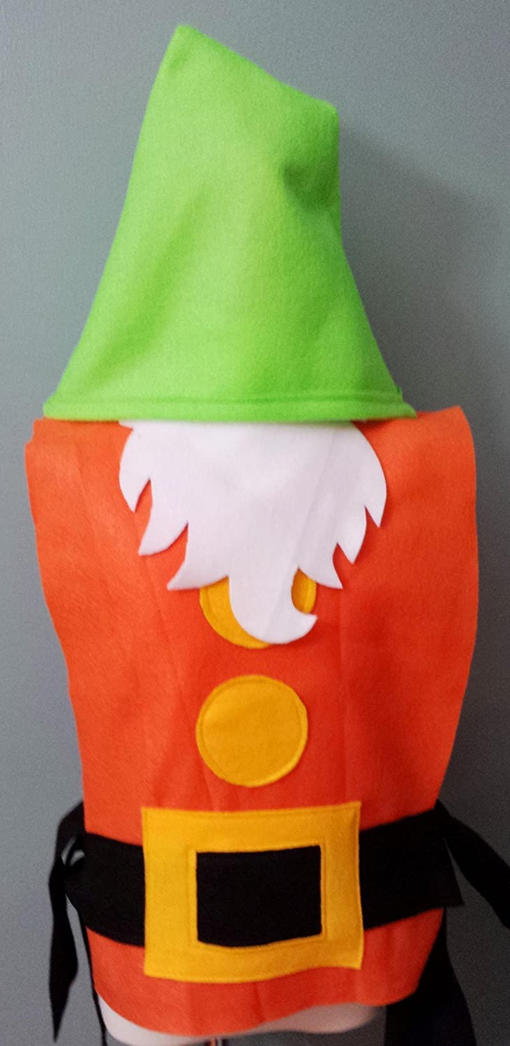 Doc Dwarf Costume Set (Snow White and the Seven Dwarfs) - Baby / Toddler / Kids / Teen / Adult Sizes