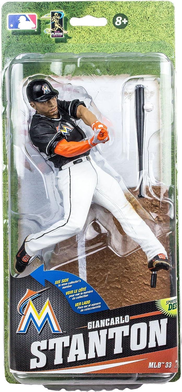 McFarlane Toys MLB Series 33 Giancarlo Stanton Action Figure