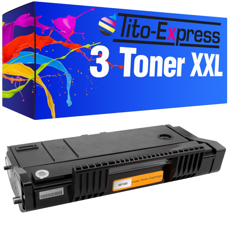 platinumserie 3 Laser Cartucho de tóner XXL compatible para ...