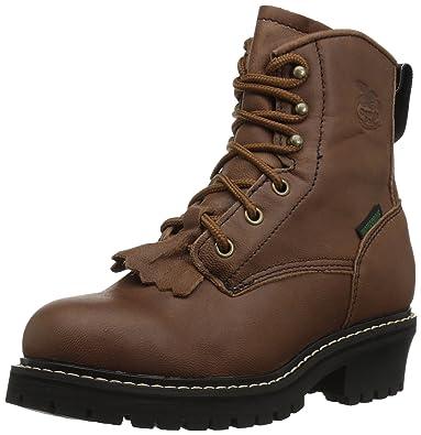 72f0a320e15 Georgia Boot Kids' GB00019 Mid Calf Boot