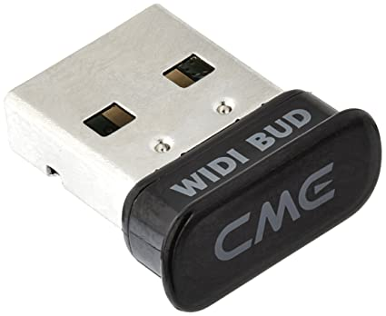1d9d9814159 Image Unavailable. Image not available for. Color: CME Xkey Wireless MIDI  (WIDI Bud Bluetooth