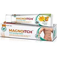 GreenCure Magnoitch Herbal Anti Itching Cream 15 gm