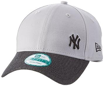 New Era Flawless Denim Mix Neyyan Grablk - Casquette ligne New York Yankees  pour Homme, 2693c4a98094