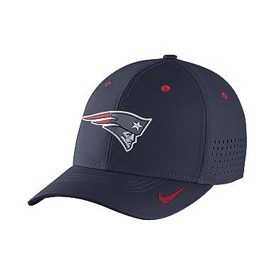 Gorra para hombre Nike Legacy Vapor Swoosh Flex (NFL Patriots)