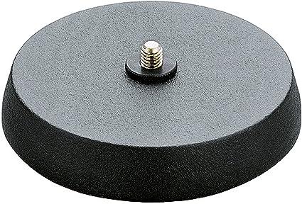 Konig & Meyer 23220-300-55 Soporte de micrófono de mesa de 45 mm - Negro