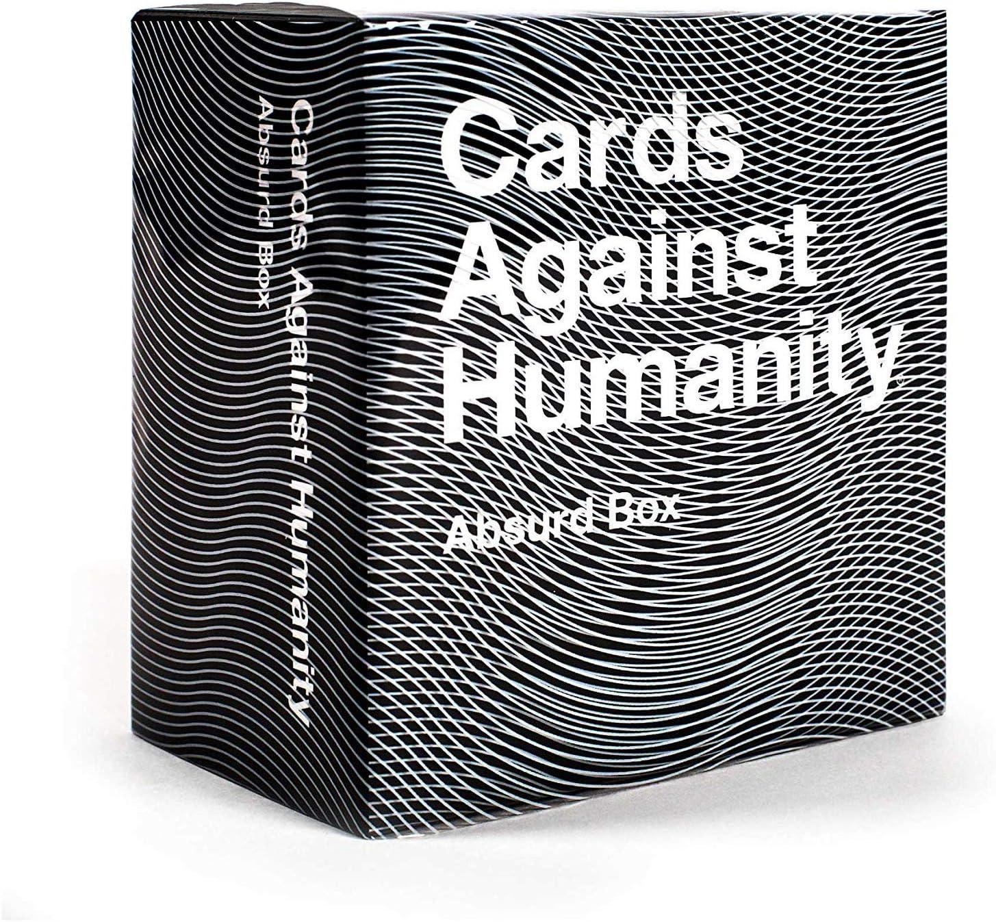 Tarjetas contra la humanidad: caja absurda: Amazon.es: Bricolaje y ...