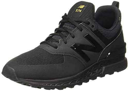 Calzado deportivo para mujer, color Negro , marca NEW BALANCE, modelo Calzado Deportivo Para Mujer NEW BALANCE WS574 BKG Negro: Amazon.es: Zapatos y ...