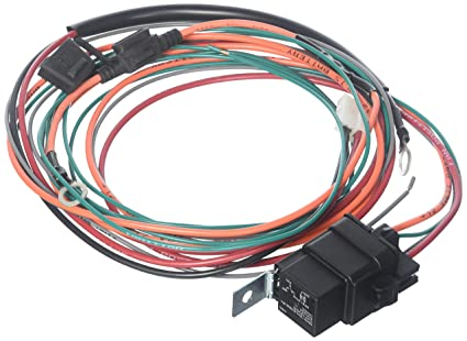 amazon com be cool 75017 radiator fan relay harness excluding rh amazon com