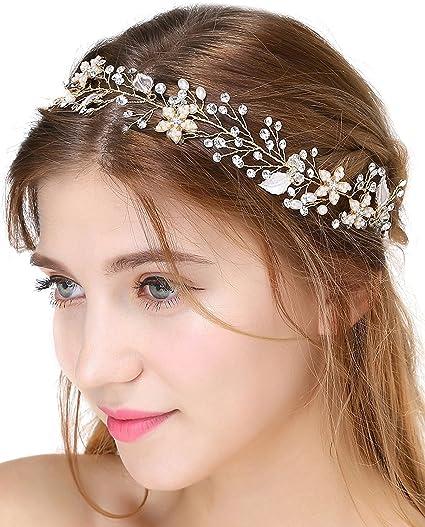 92a76ee3c2d6 Shelley commercio retrò stile da sposa fascia cristallo STRASS cerchietto  con nastro New Fashion accessori per capelli sposa gioielli capelli capelli  Vine  ...