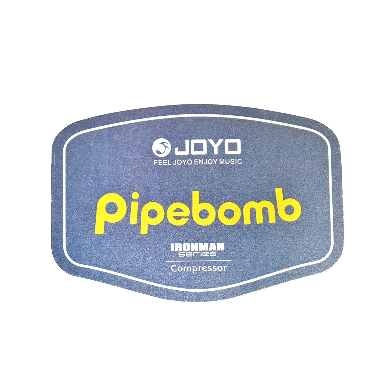 JOYO JF-312-PipeBomb-Compressor Accordatore polifonico a pedale