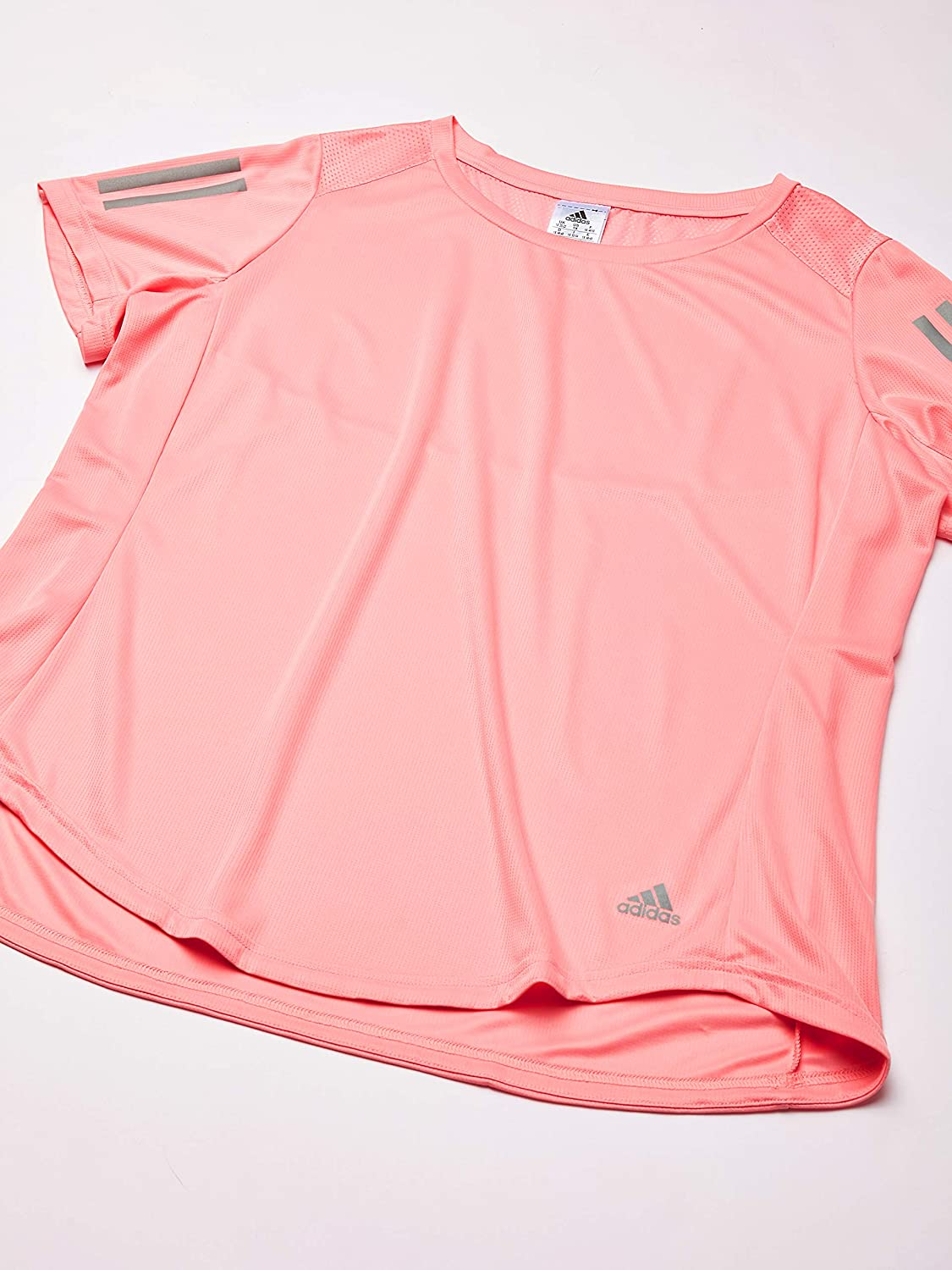 adidas Own The Run tee Camiseta de Manga Corta Mujer: Amazon.es: Deportes y aire libre