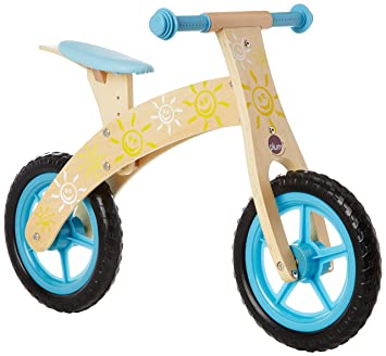 Plum Wooden Balance Bike Toys Games