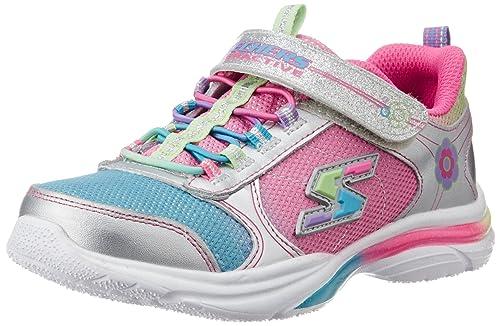 adde907cfb49 Skechers Kids 10900L Gamekicks Interactive Game and Light-Up Sneaker ...