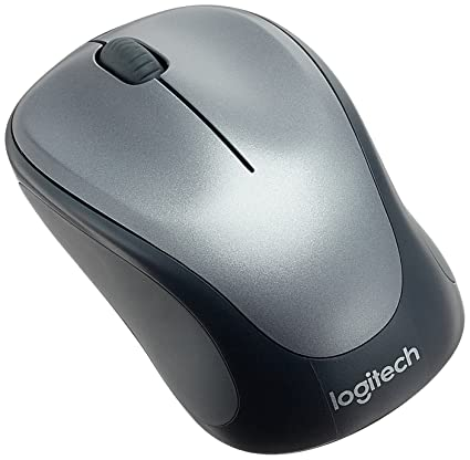 amazon in buy logitech m235 wireless mouse grey online at low